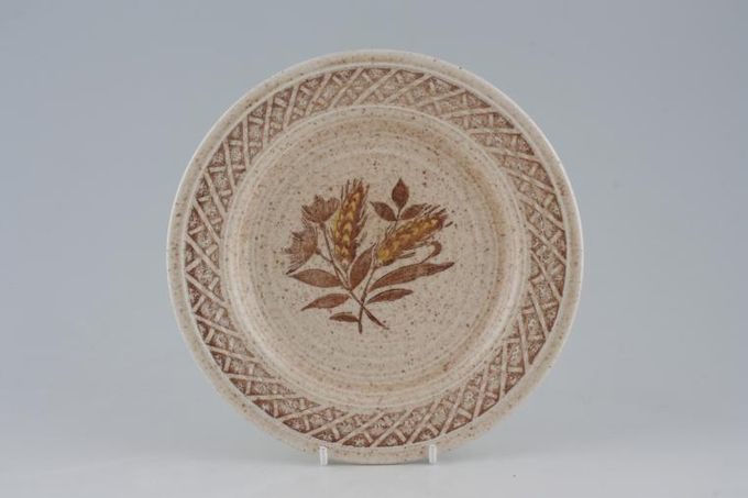 """Churchill Cornfield Starter / Salad / Dessert Plate 8"""""""