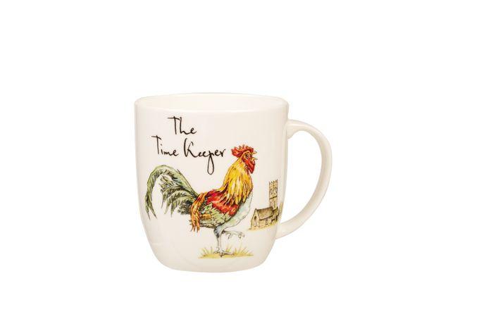 Churchill Country Pursuits Mug Olive Mug - Time Keeper 300ml