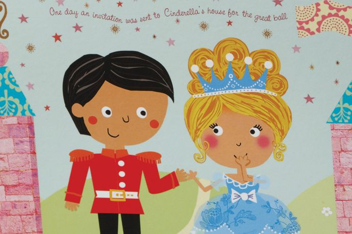 Churchill Little Rhymes Collection - Cinderella
