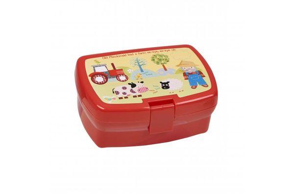 Churchill Little Rhymes Collection - Old Macdonald's Farm Sandwich Box