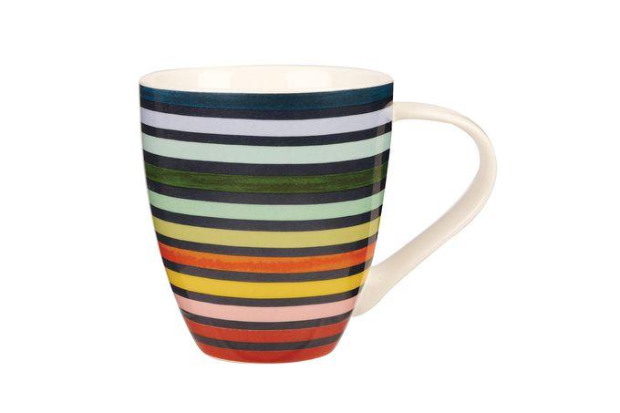 Churchill Collier Campbell Mug Floresta Stripe 500ml