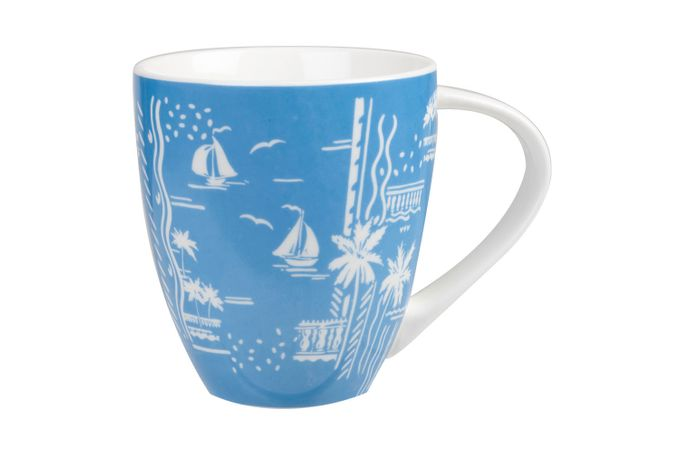 Churchill Collier Campbell Mug Sail On By 500ml
