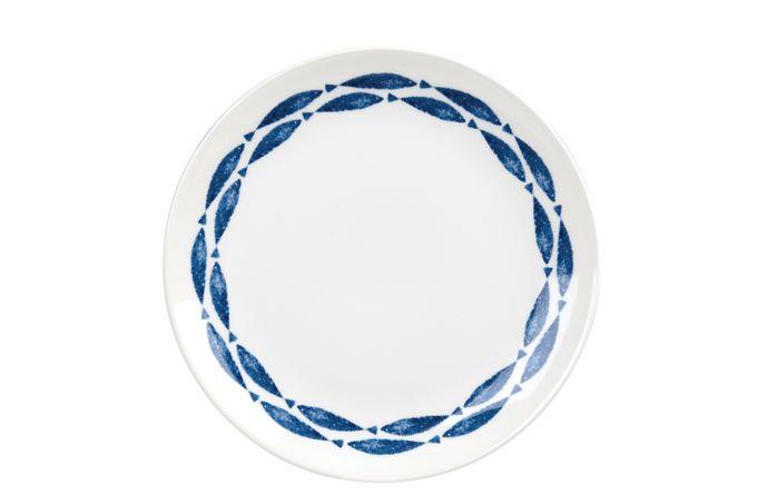 Churchill Sieni - Fishie on a Dishie Dinner Plate Spencer Fishie - New Version - No Ridges 26cm