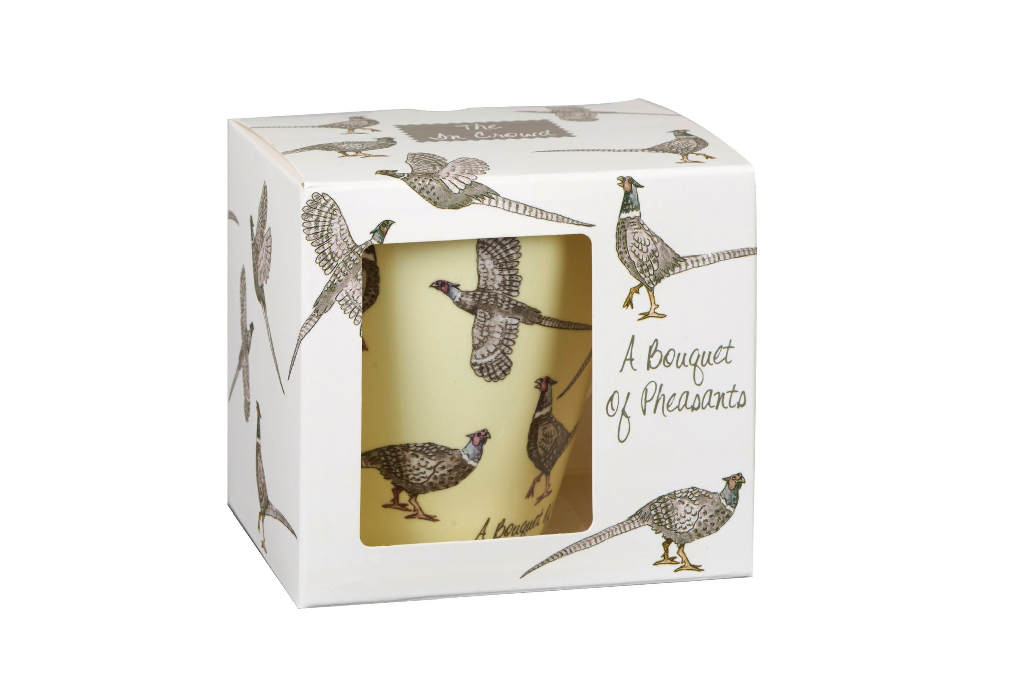 Churchill The In Crowd Mug Pheasants Gift Box 360ml thumb 1