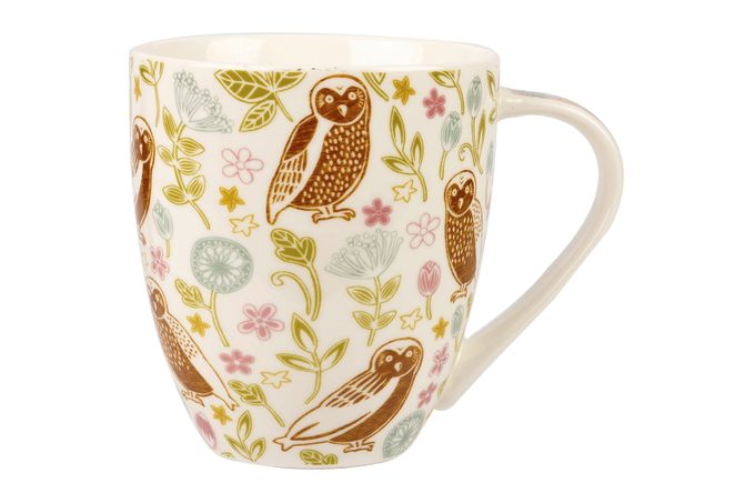 Churchill The Forest Mug New Forest Owls 500ml
