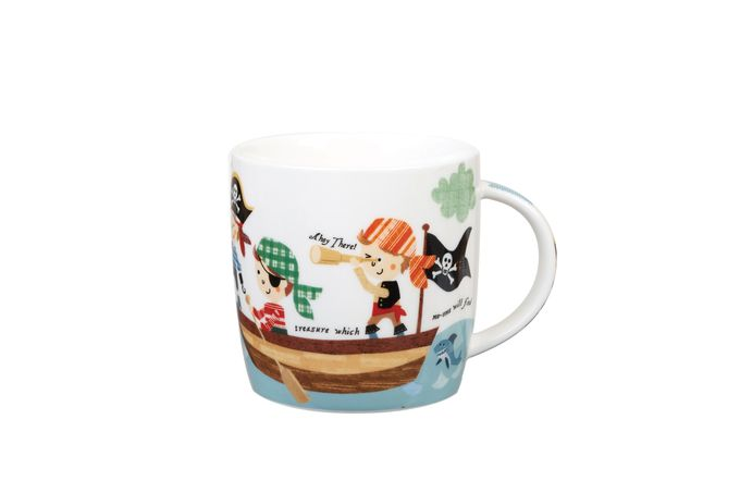 Churchill Pirates Mug Mug In Chest Gift Box