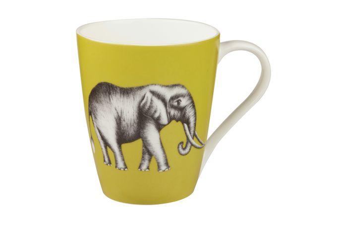 Churchill Harlequin Mug Savanna Gooseberry Gift Box