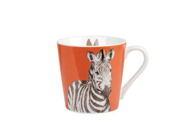 Churchill Couture The Kingdom Mug Bumble Zebra 325ml