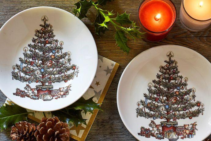 Churchill Christmas Tree