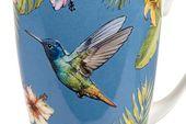 """Churchill Reignforest Mug Hummingbird 3 x 4 1/8"""", 275ml thumb 2"""