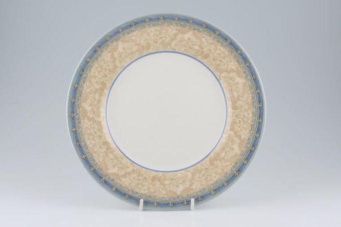 "Churchill Ports of Call - Prague Dinner Plate 10 3/4"""