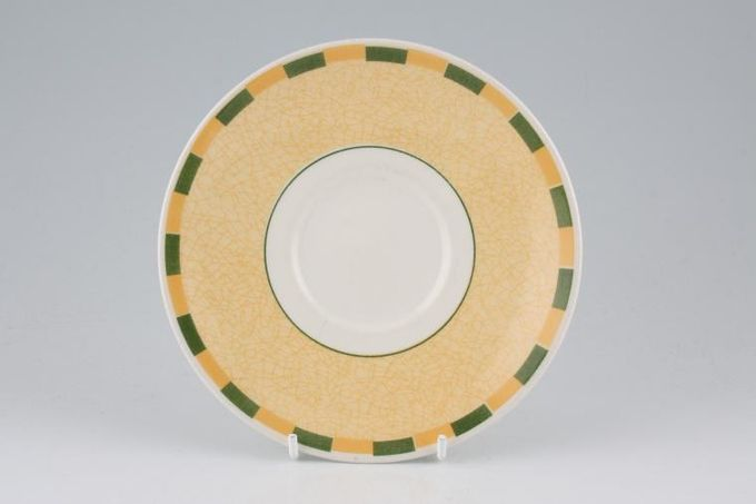 "Churchill Somerset Breakfast Saucer 6 1/4"""