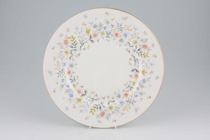 "Coalport English Garden Dinner Plate 10 5/8"""