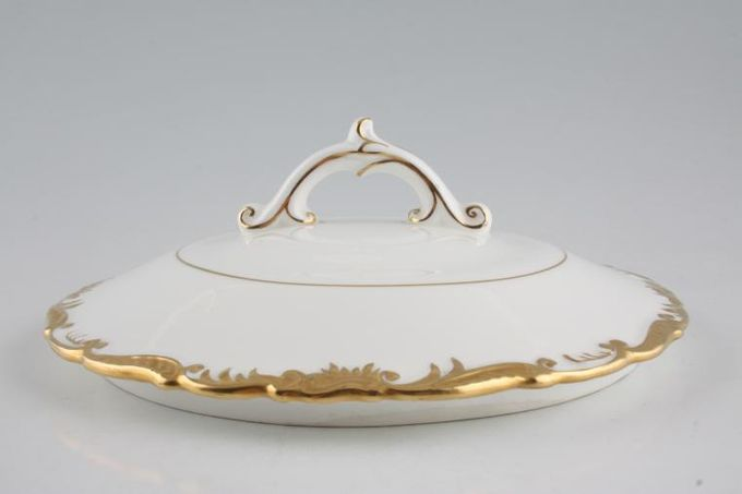 Coalport Admiral Vegetable Tureen Lid Only 8""