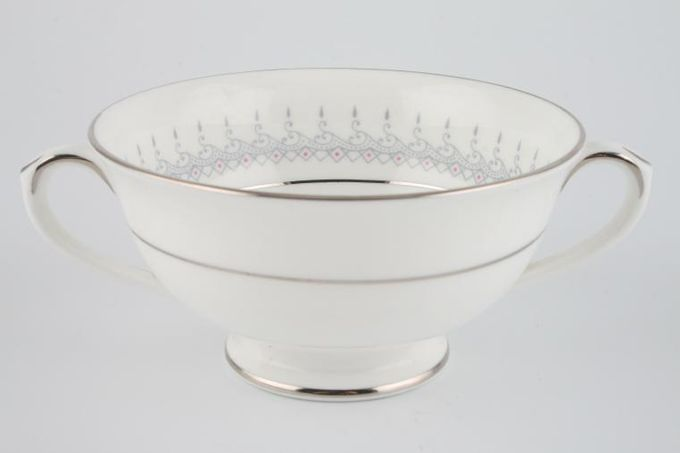 Coalport Avon Soup Cup 2 handles