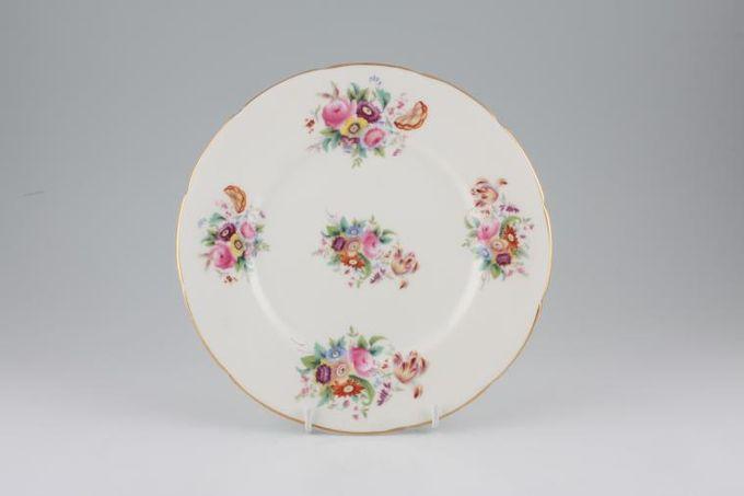 """Coalport Junetime Breakfast / Salad / Luncheon Plate wavy rim 8 3/4"""""""