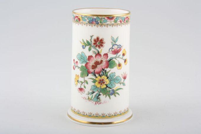 """Coalport Ming Rose Vase Spill Vase 2 1/8 x 4 1/4"""""""