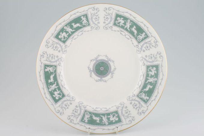 "Coalport Revelry - Adam Green Dinner Plate 10 3/4"""