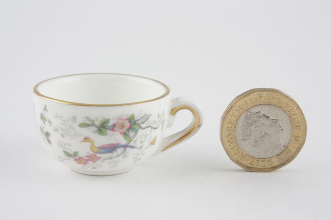 Coalport Miniatures - Tulip Tree Teacup