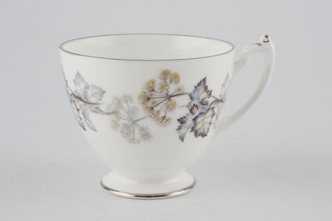 Coalport Camelot Teacup Smooth Rim - Footed 3 3/8 x 2 3/4""