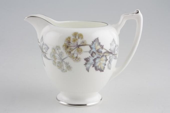 Coalport Camelot Cream Jug footed 1/4pt