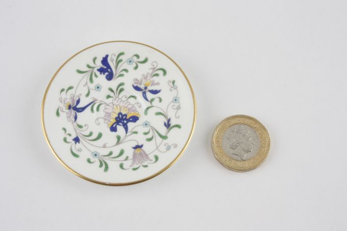 Coalport Miniatures - Pageant Tea Saucer