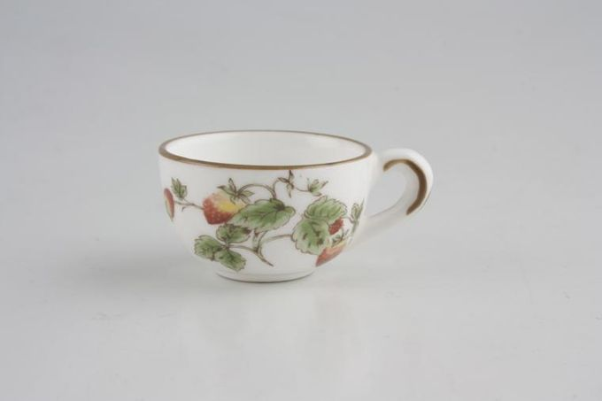 Coalport Miniatures - Strawberry Teacup