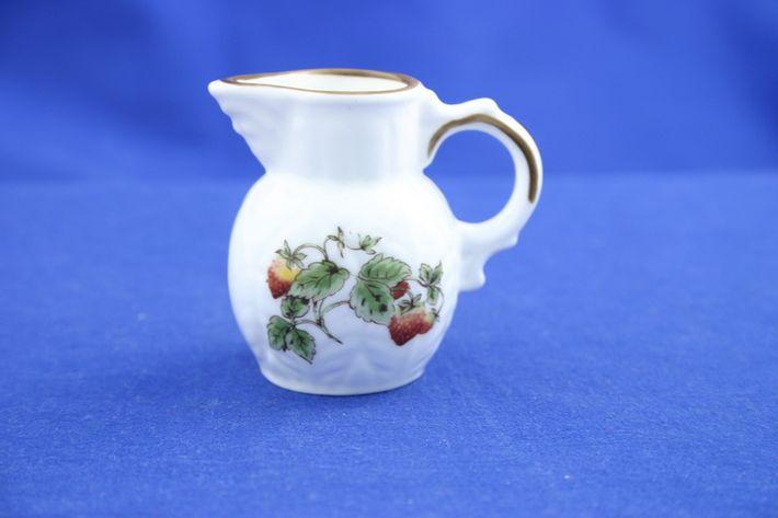 Coalport Miniatures - Strawberry