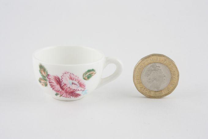 Coalport Miniatures - Mother 1980 Teacup