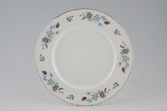 "Colclough Linden - 8162 Dinner Plate 10 1/2"""