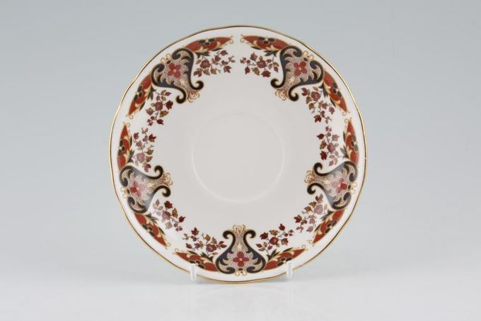 Colclough Royale - 8525 Breakfast Saucer 6""