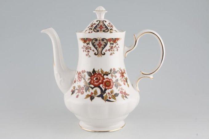 Colclough Royale - 8525 Coffee Pot 2 1/2pt