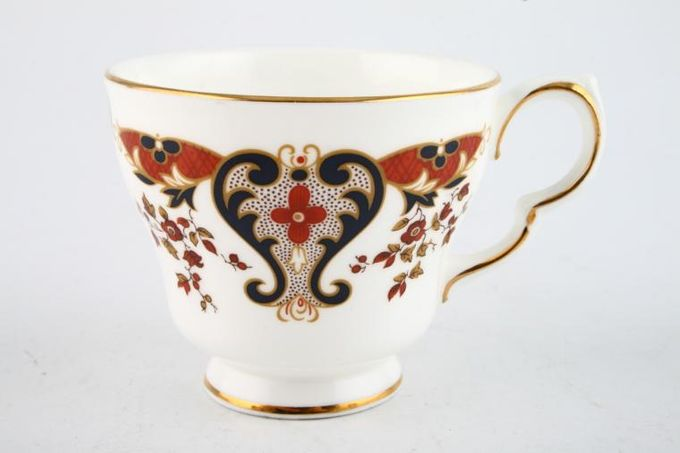 Colclough Royale - 8525 Coffee Cup pear shape D 3 x 2 1/2""
