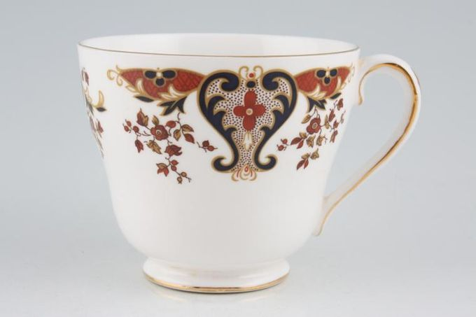"Colclough Royale - 8525 Breakfast Cup 3 1/2 x 3"""