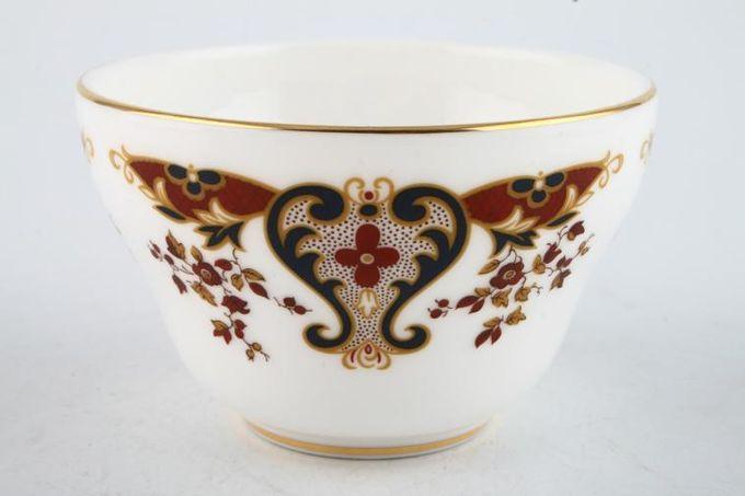 "Colclough Royale - 8525 Sugar Bowl - Open (Coffee) 4 x 2 3/8"""