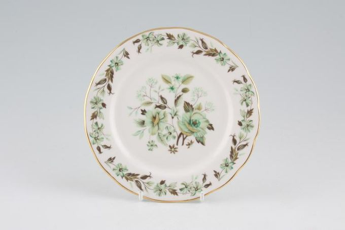 Colclough Sedgley - 8648 Tea / Side / Bread & Butter Plate 6 1/4""