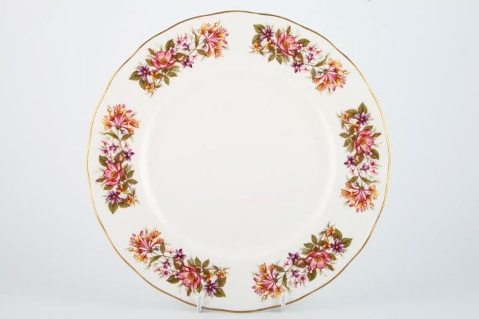 Colclough Wayside - 8581 Dinner Plate 10 1/2""