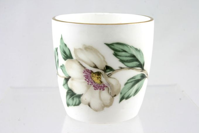 Crown Staffordshire Christmas Roses - Plain Edge Egg Cup 1 3/4 x 1 7/8""