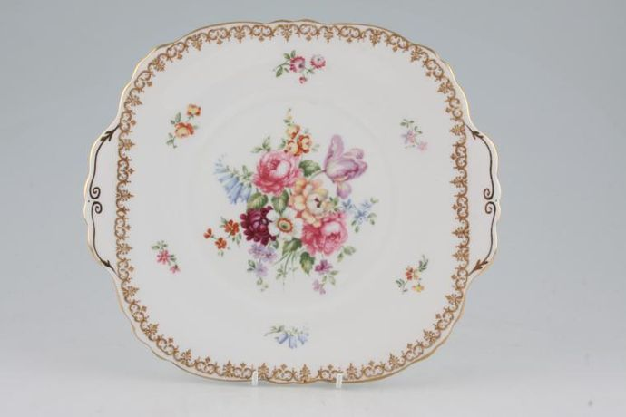 Crown Staffordshire Englands Bouquet