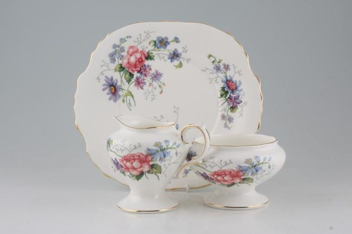 Crown Staffordshire Englands Glory