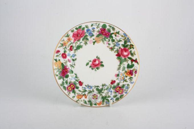 "Crown Staffordshire Thousand Flowers Tea / Side Plate 6 3/8"""