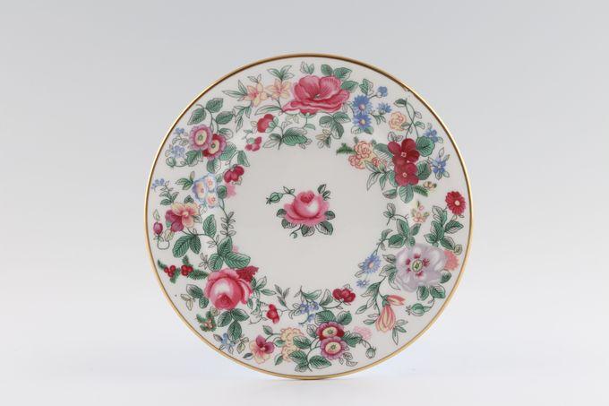 "Crown Staffordshire Thousand Flowers Tea / Side Plate 6 1/8"""