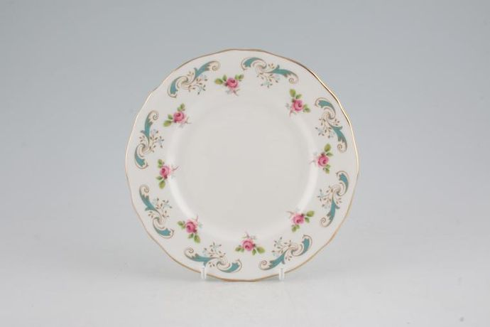 Crown Staffordshire Wentworth - Turquoise