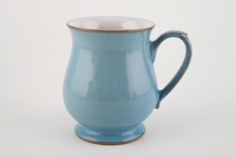 No obligation search for Denby Colonial Blue Mug