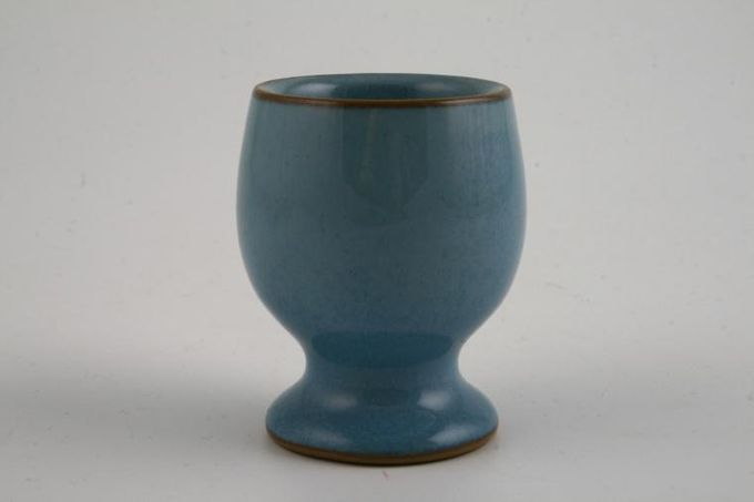 Denby Colonial Blue Egg Cup Footed
