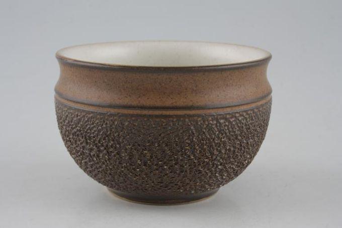 "Denby Cotswold Sugar Bowl - Open (Coffee) 3 1/4"""