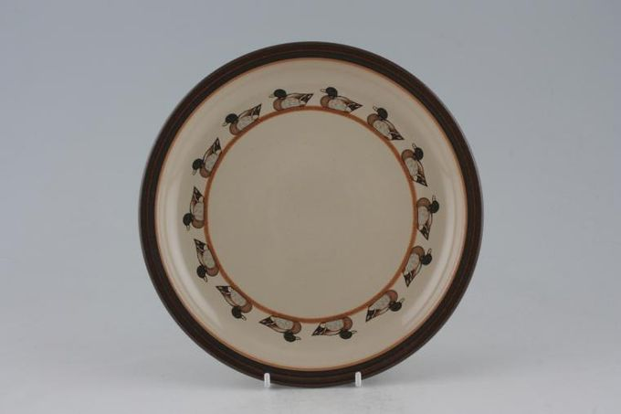 Denby Decoy Duck Breakfast / Salad / Luncheon Plate 8 3/4""