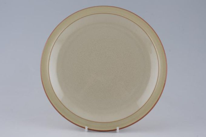 Denby Fire Breakfast / Salad / Luncheon Plate Fire Yellow 8 3/4""