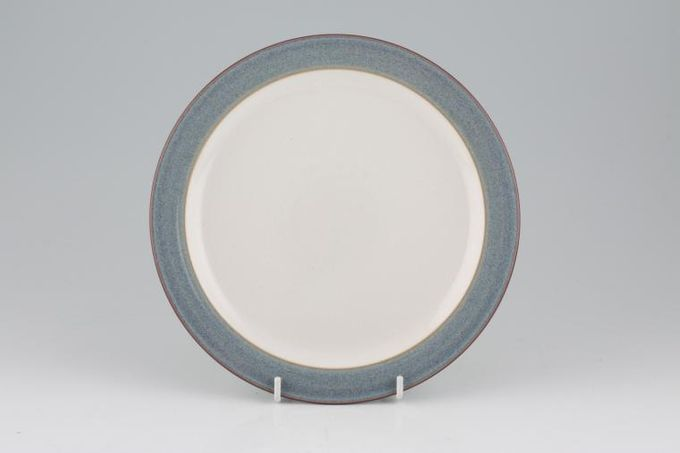 Denby Storm Breakfast / Lunch Plate Grey 8 3/4""