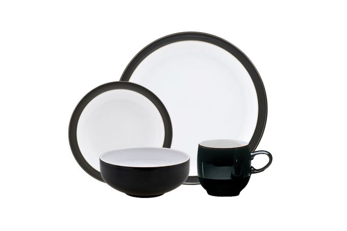 Denby Jet 16 Piece Set